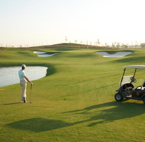 practice golf